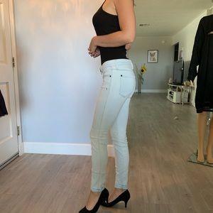 Genetic jeans in light blue